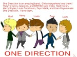 One Direction Cartoon Characters