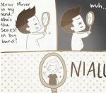 Zayn but Niall