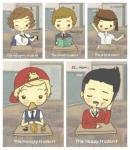 one direction as student