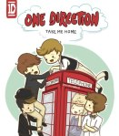 take me home cartoon