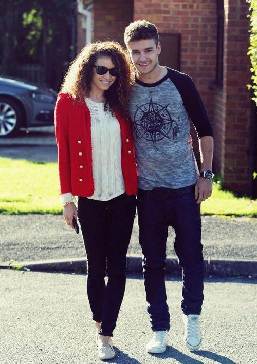 Liam Payne And Danielle