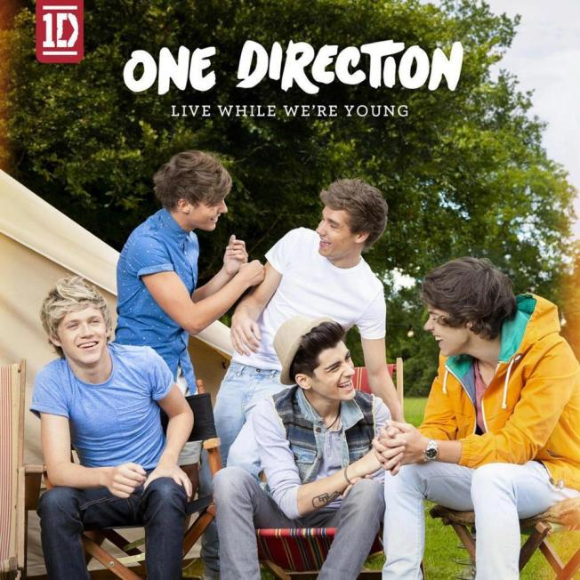 Live While Were Young One Direction