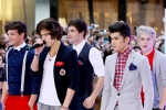 "One Direction Performs On NBC's ""Today"""