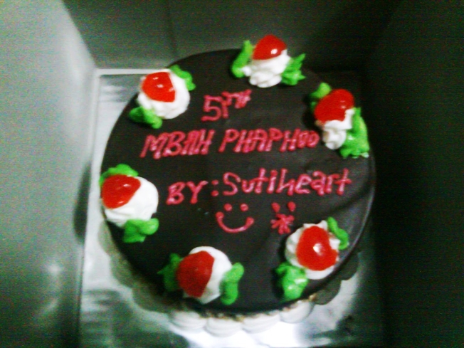 Cake for Ipha Ipho :)