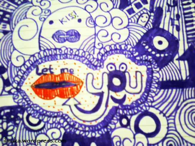 Let Me Kiss You ilmaka's doodle