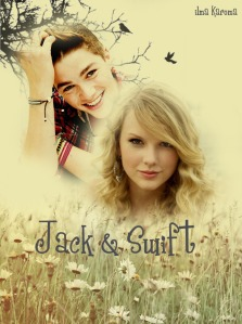 in this picture are Jack Harries and Taylor Swift. I edit pictures with Photoshop CS5. Hope you like it.