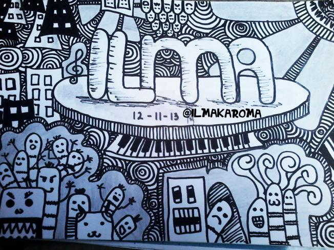 ILMA doodle