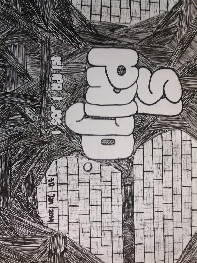Doodle SiPaijo XI IPA 1 SMA N 4 MAGELANG :)